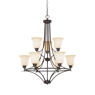 Amee 9 Light Mini Chandelier