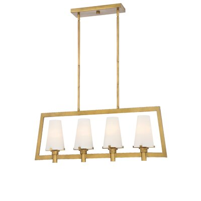 Hyde Park 4-Light Kitchen Island Pendant