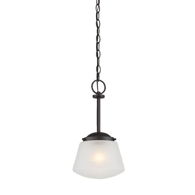 Mason 1-Light Mini Pendant