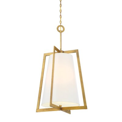 Taraji 4-Light Foyer Pendant