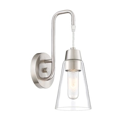 Echo 1-Light Wall Sconce
