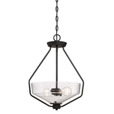 Selinsgrove 2-Light Inverted Pendant Finish: Oil Rubbed Bronze