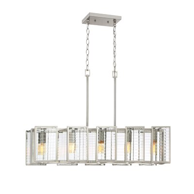 Pivot 5-Light Kitchen Island Pendant
