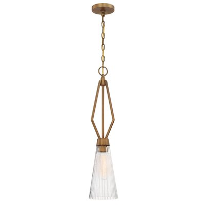 Montelena 1-Light Mini Pendant