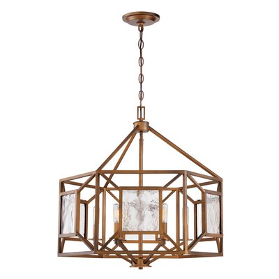 Athina 6-Light Foyer Pendant