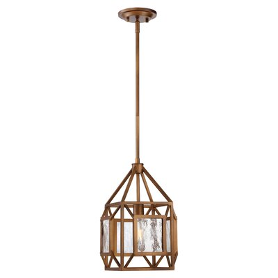 Athina 1-Light Mini Pendant
