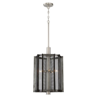 Baxter 5-Light Foyer Pendant
