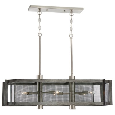 Baxter 6-Light Kitchen Island Pendant