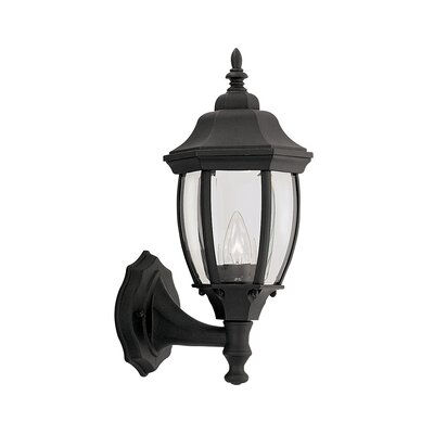 Tiverton 1-Light Outdoor Wall lantern