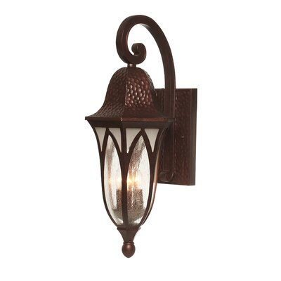 Berkshire Outdoor Wall Lantern Size: 18 H x 7 W