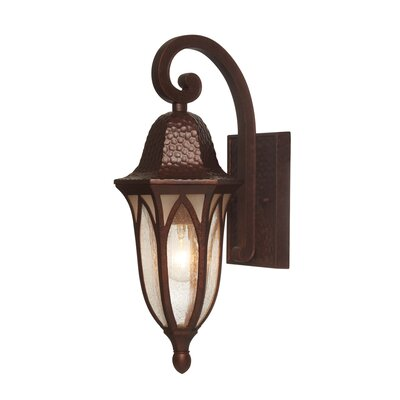 Berkshire Outdoor Wall Lantern Size: 23 H x 9 W