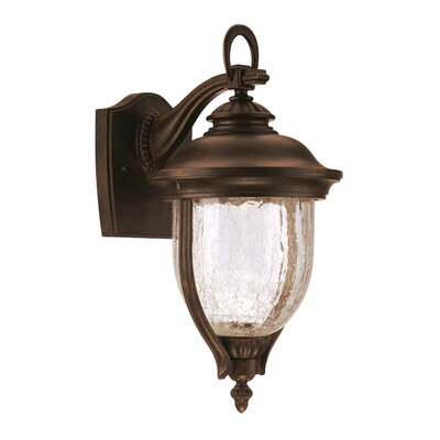 Sheffield 1-Light Outdoor Wall lantern