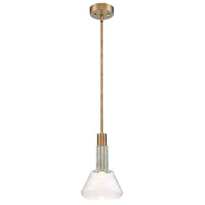 Karah 1-Light LED Mini Pendant Size: 14.5 H x 11 W x 11 D