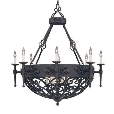 Alhambra 14-Light Candle-Style Chandelier