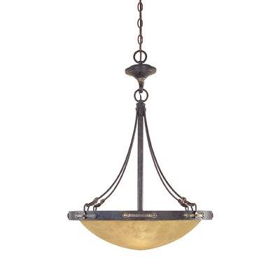 Corrine 3-Light Inverted Pendant