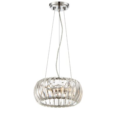 Allure 2-Light Drum Pendant