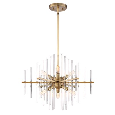 Reeve 6-Light Sputnik Chandelier