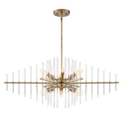 Reeve 12-Light Sputnik Chandelier