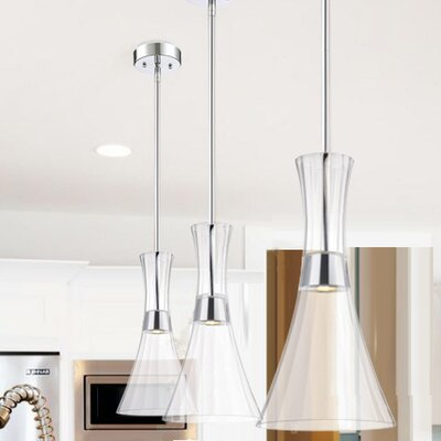 Mila 1-Light LED Mini Pendant