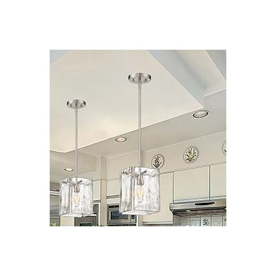 Madison Square 1-Light Mini Pendant