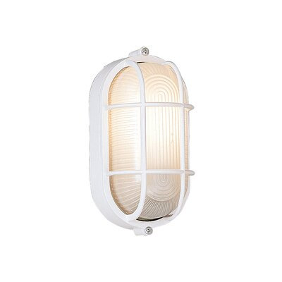 Bulkhead 1-Light Sconce