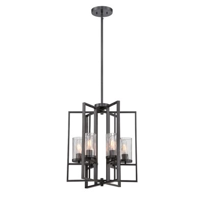 Kuhle 6-Light Foyer Pendant Size: 60.5