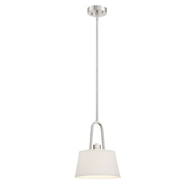 Studio 1-Light Mini Pendant