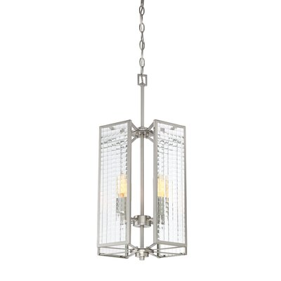 Pivot 4-Light Foyer Pendant