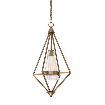 Montelena 1-Light Foyer Pendant