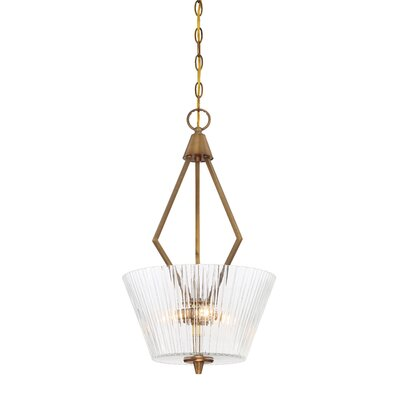 Montelena 3-Light Inverted Pendant