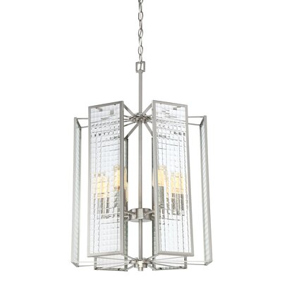Pivot 6-Light Foyer Pendant
