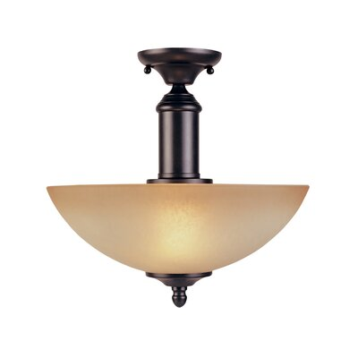 Alexandria Semi Flush Mount