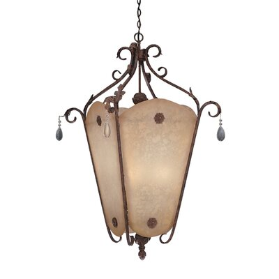 San Mateo 9-Light Hall/Foyer Pendant