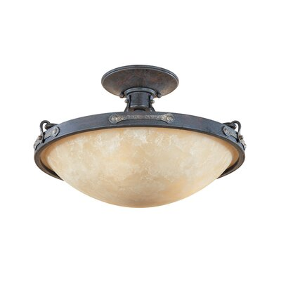 Corrine Semi Flush Mount
