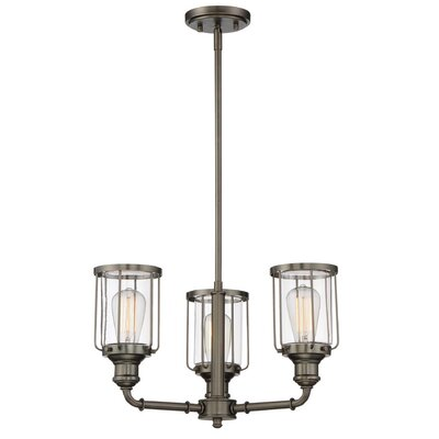 Adriana 3-Light Candle-Style Chandelier