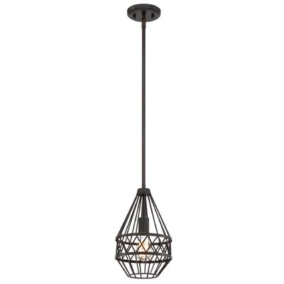 Clemence 1-Light Mini Pendant
