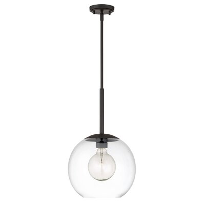 Simas 1-Light Globe Pendant