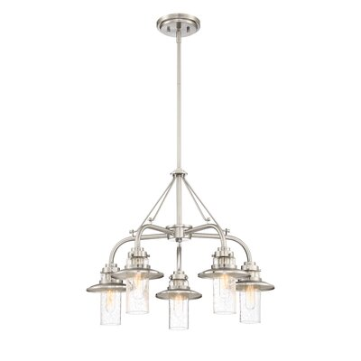 Quinault 5-Light Cluster Pendant