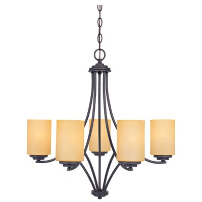 Marbella 5-Light Candle-Style Chandelier