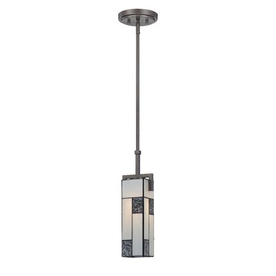 Bradley 1-Light Mini Pendant