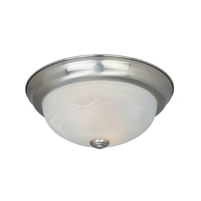 Lunar ES Energy Star Flush Mount Size: 5.25 x 13.25