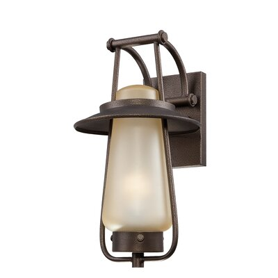Stonyridge 1-Light Outdoor Wall Lantern