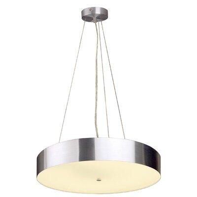 Istu 2 Light Drum Pendant