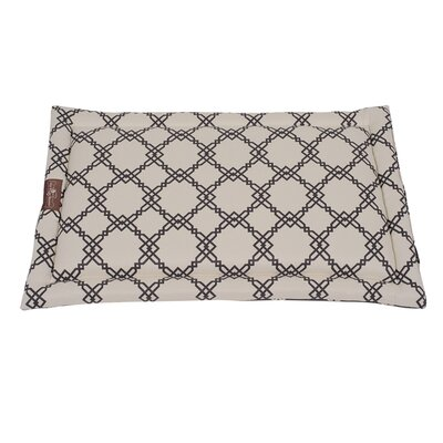 Kratos Premium Cotton Blend Cozy Mat Size: Medium - 19 L x 30 W, Color: Smoke