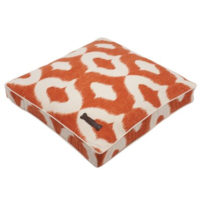 Navajo Day Pet Bed Pillow Size: Small Square (25 L x 25 W)