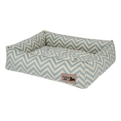 Jax Bolster Pet Bed Size: 10 H x 39 W x 32 D