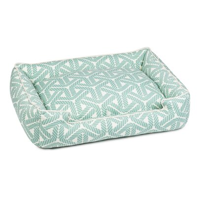 Marina Seafoam Lounge Bolster Bed Size: Medium
