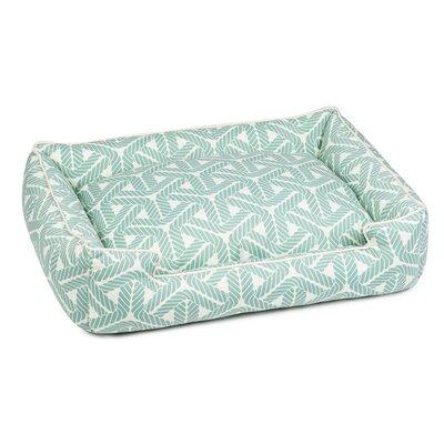 Marina Seafoam Lounge Bolster Bed Size: Extra Large