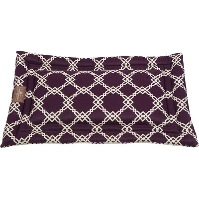 Kratos Premium Cotton Blend Cozy Mat Size: Medium - 19 L x 30 W, Color: Prince