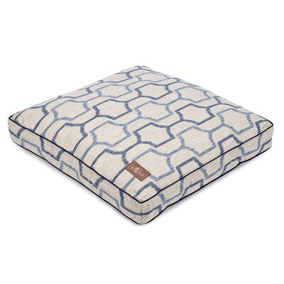 Marquee Premium Cotton Blend Rectangular Pillow/Classic Dog Bed Size: 5 H x 42 W x 36 D